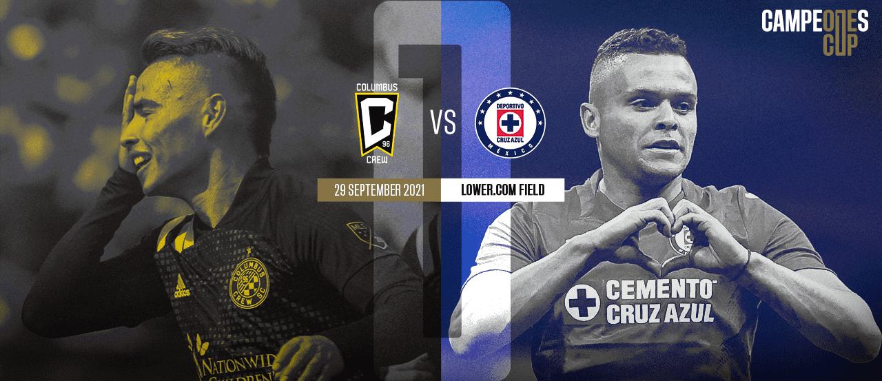 Campeones Cup 2021: Canales para ver el Cruz Azul vs Columbus