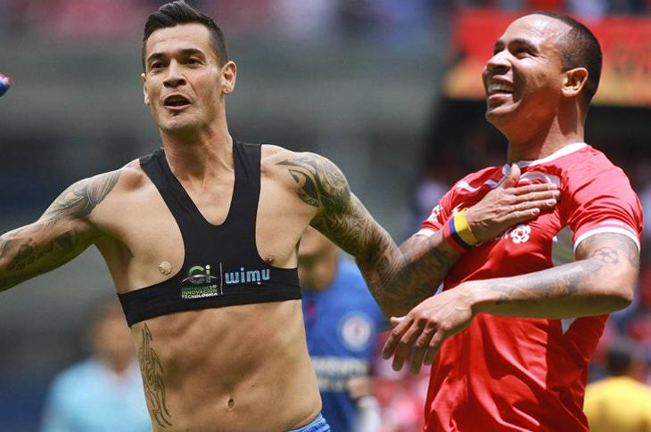 Cruz Azul y Toluca, los mejores equipos de la de la Jornada 13