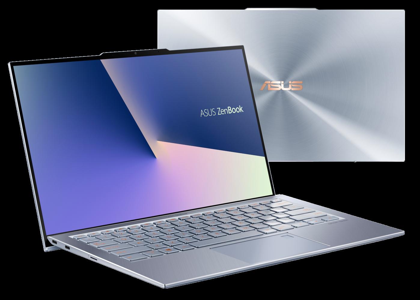 Asus Zenbook en la CES 2019