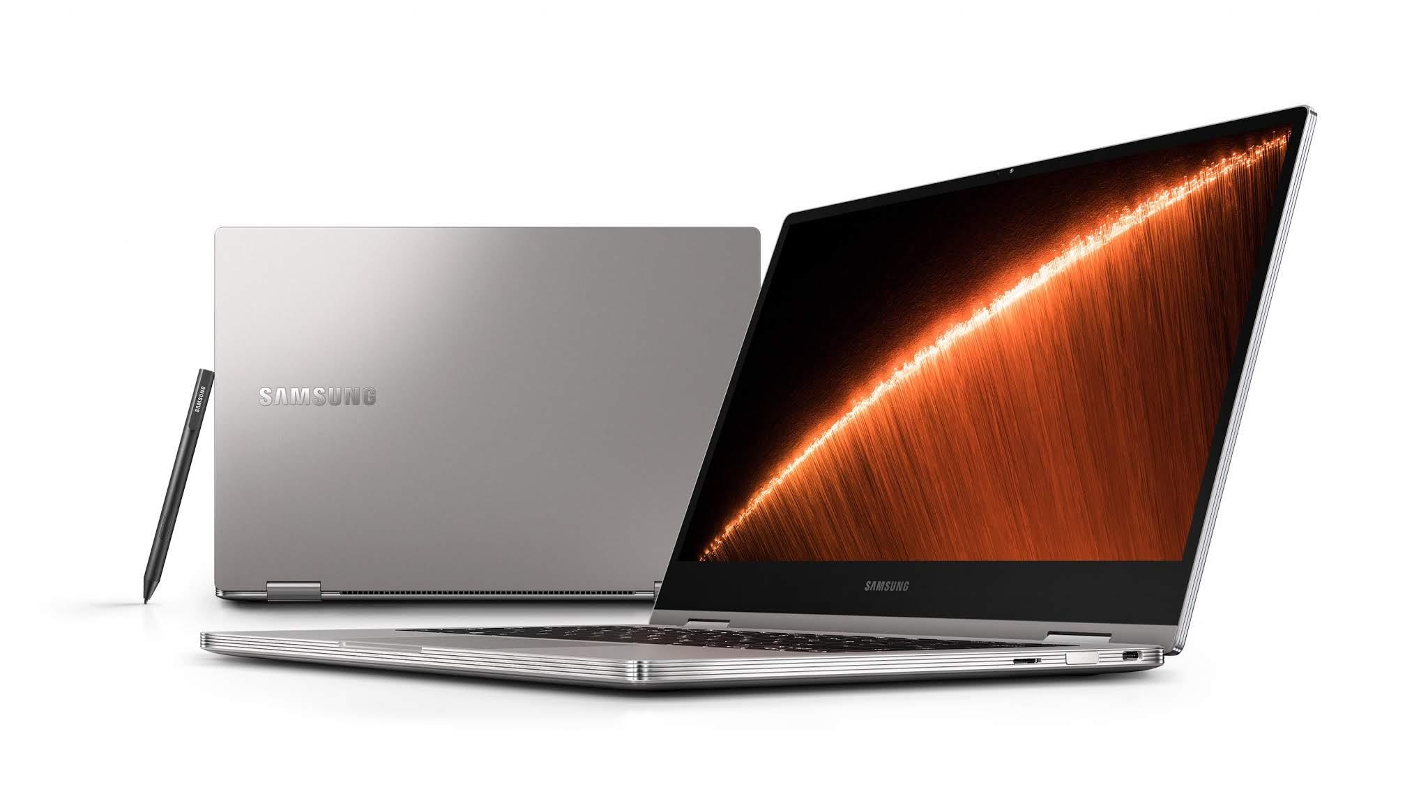 Samsung Notebook Pro 9 en la CES 2019