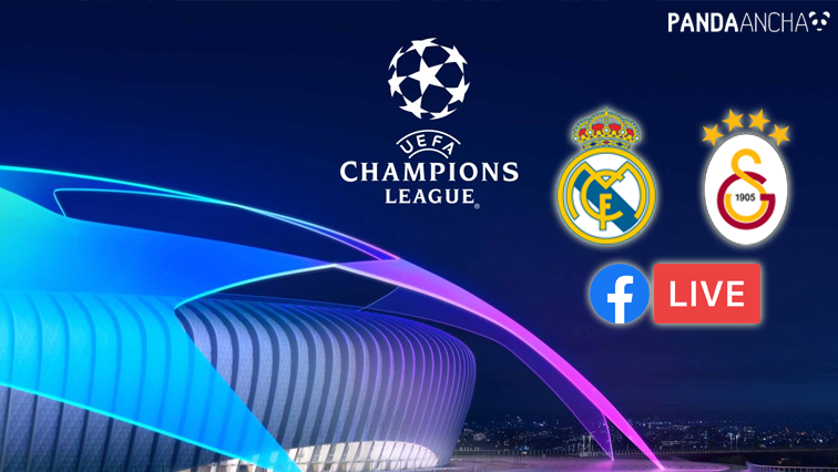 Real Madrid vs Galatasaray en vivo por Facebook