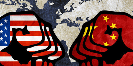 Guerra comercial EUA China