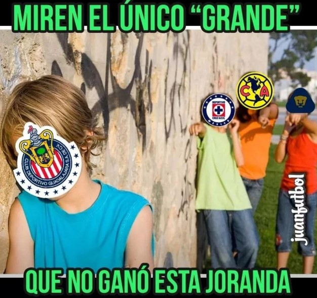 chivas vs toluca memes