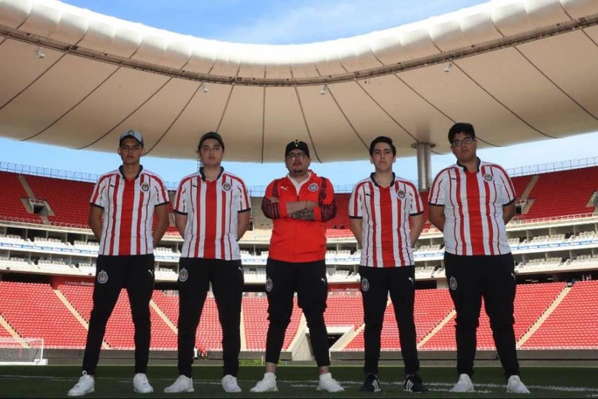 Operación Valorant: El reality de Chivas esports con RIOT Games