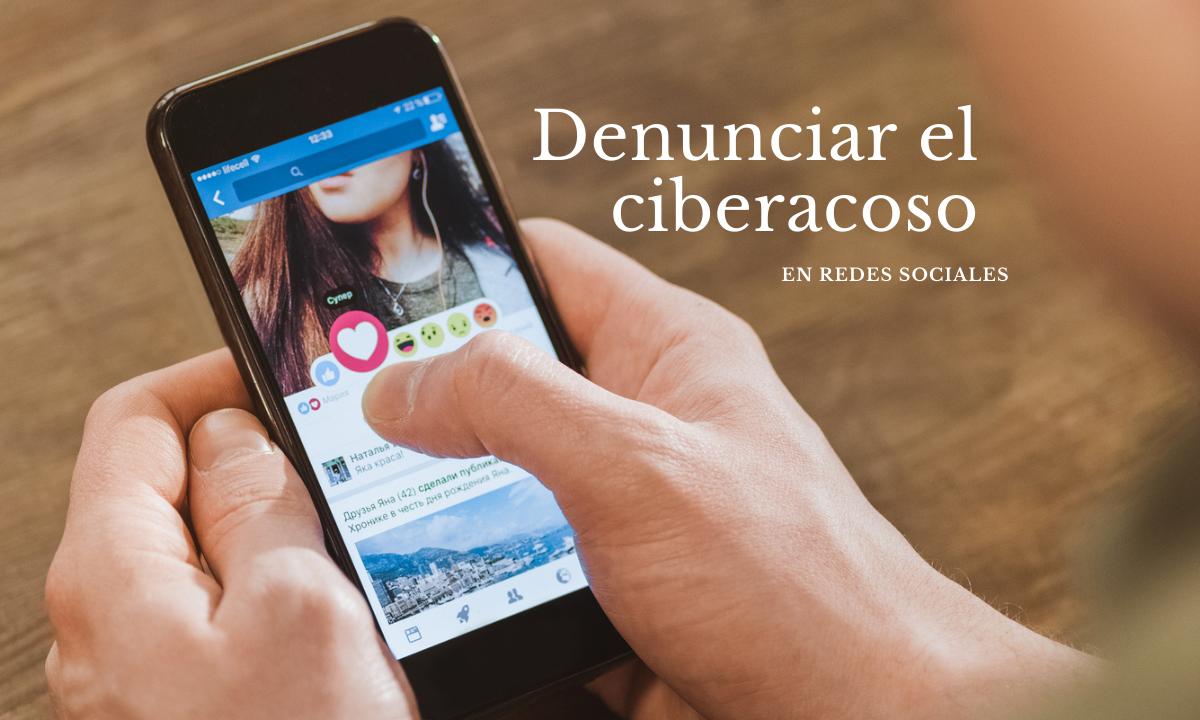 Ciberacoso: cómo denunciar violencia digital | PandaAncha.mx