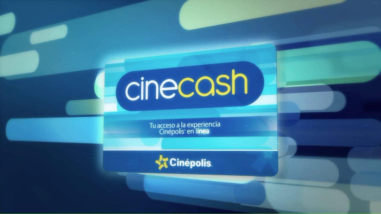 CineCash, pago exclusivo de Cinépolis