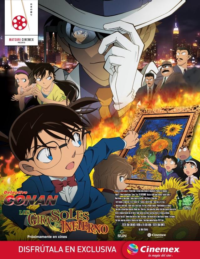 Detective Conan en Cinemex