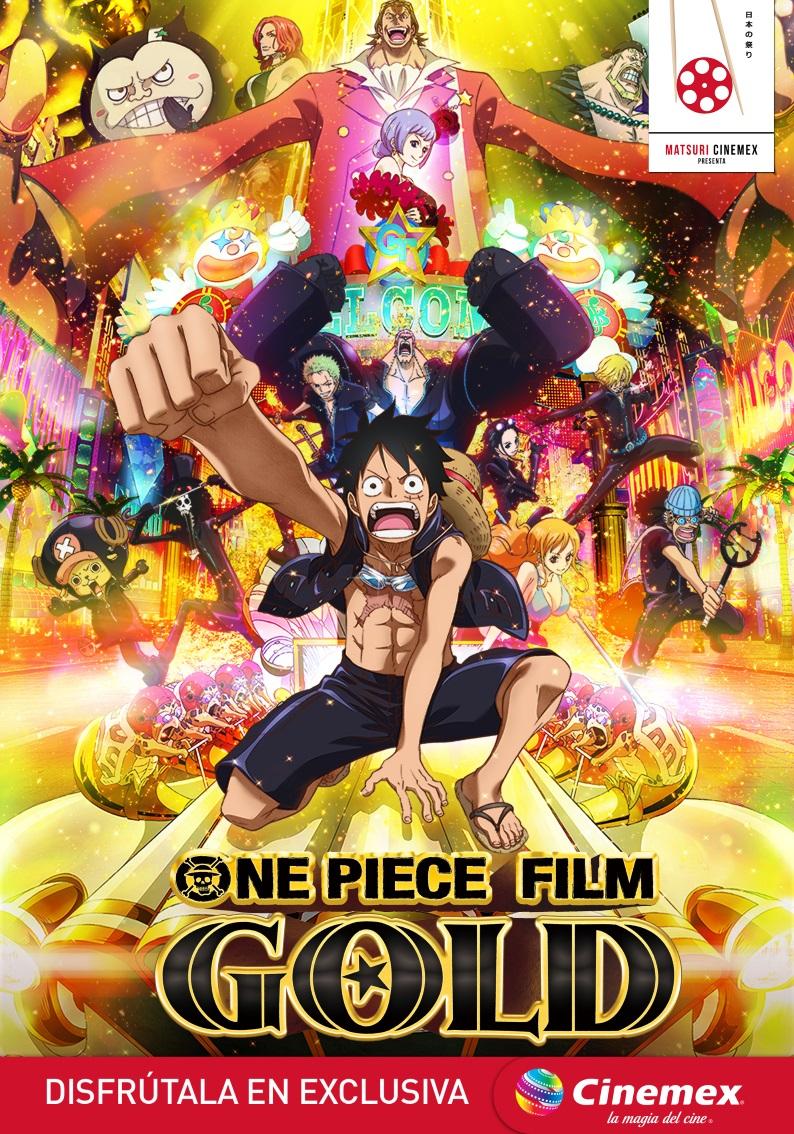 One Piece en Cinemex