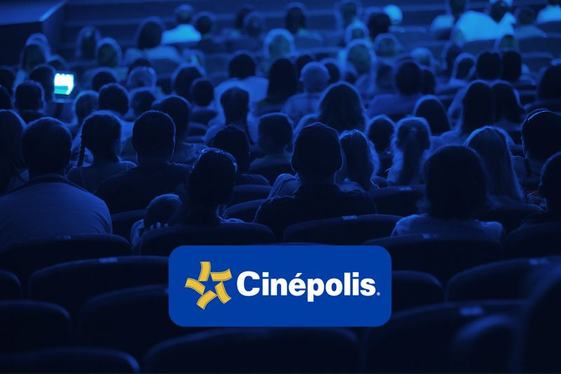 Cinépolis es de los cines con mayor presencia en el mundo