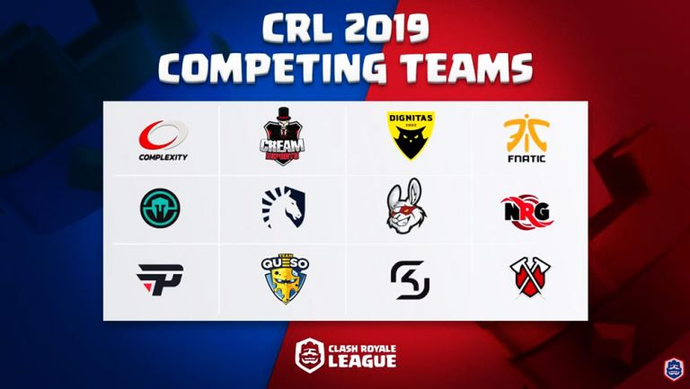Clash Royale League West 2019: listos para competir
