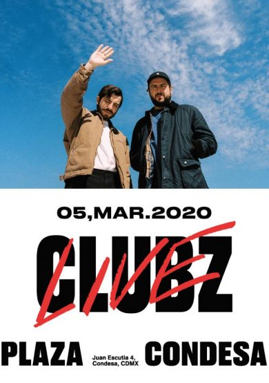 Clubz México 2020