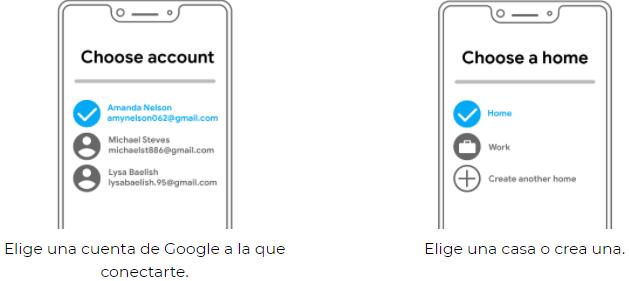 Para instalar Chromecast necesitas una cuenta de Google.