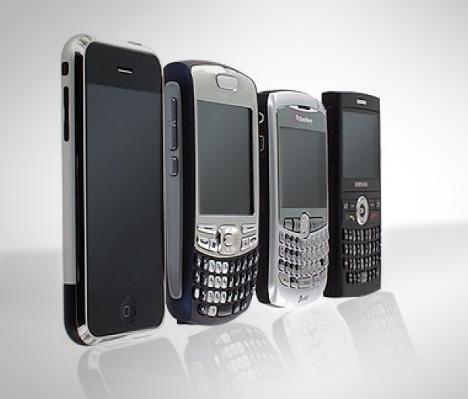 Smartphones de gama media y baja
