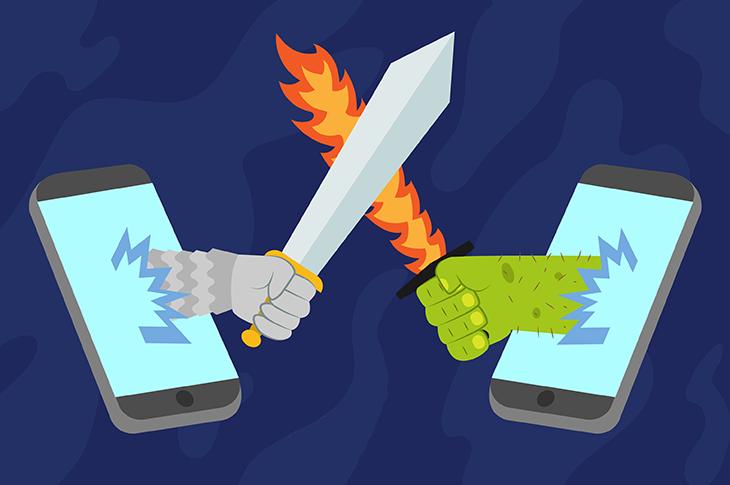 Consejos de videojuegos móviles para la cuarentena de Qualcomm