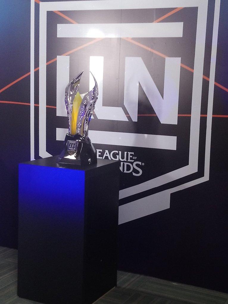 Copa de la liga LLN