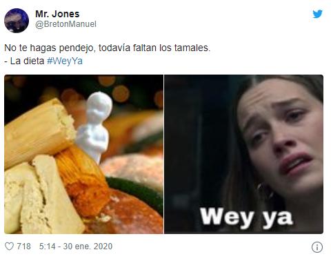 Memes de los tamales y el Día de la Candelaria