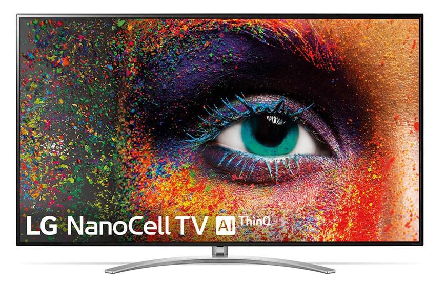 LG NanoCell TV 8K