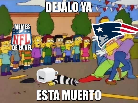 Memes de los Playoffs de la NFL