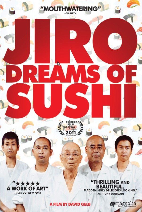 Jiro: Sueños de Sushi