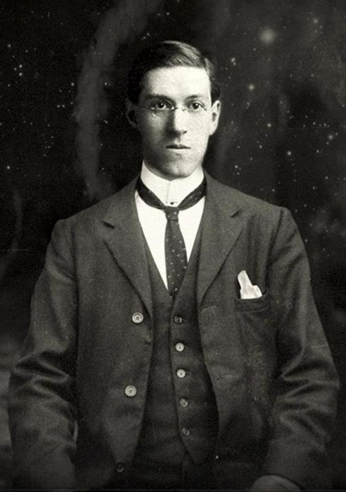 Curiosidades de H.P. Lovecraft
