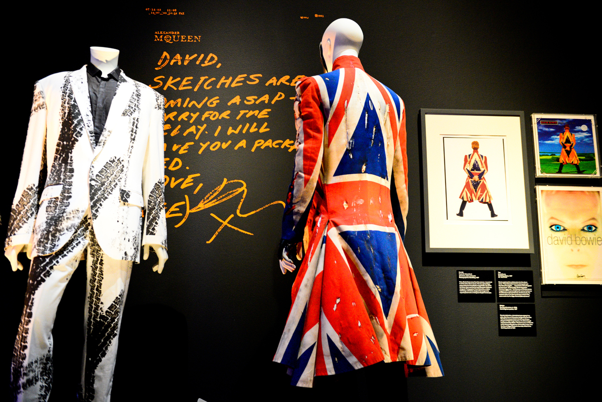 Exhibicion David Bowie Is