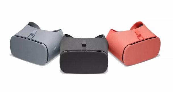 google daydream view nuevos colores