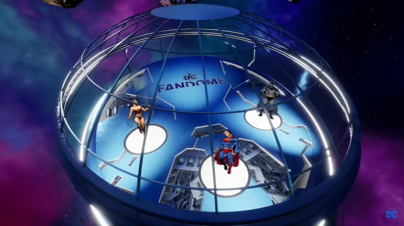 DC FanDome: Explora el Multiverso tiene fecha para el sábado 12 de septiembre a las 12:00 horas.