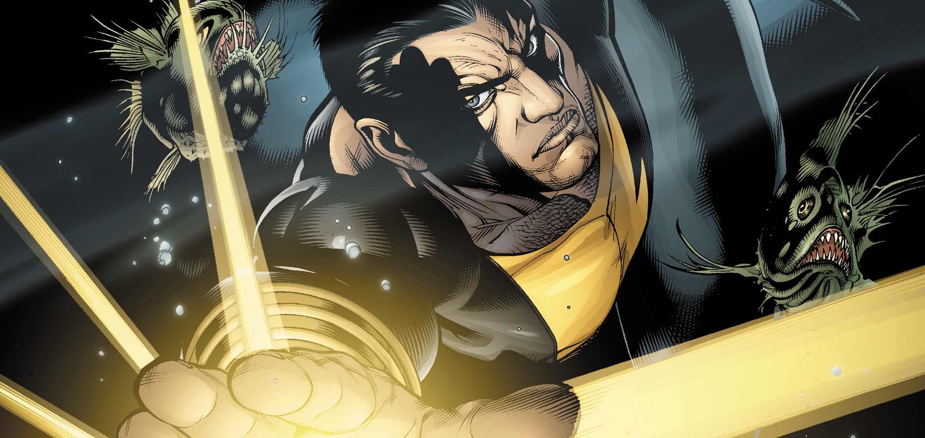 DC FanDome: Black Adam - Panel con el elenco, 17:10 horas