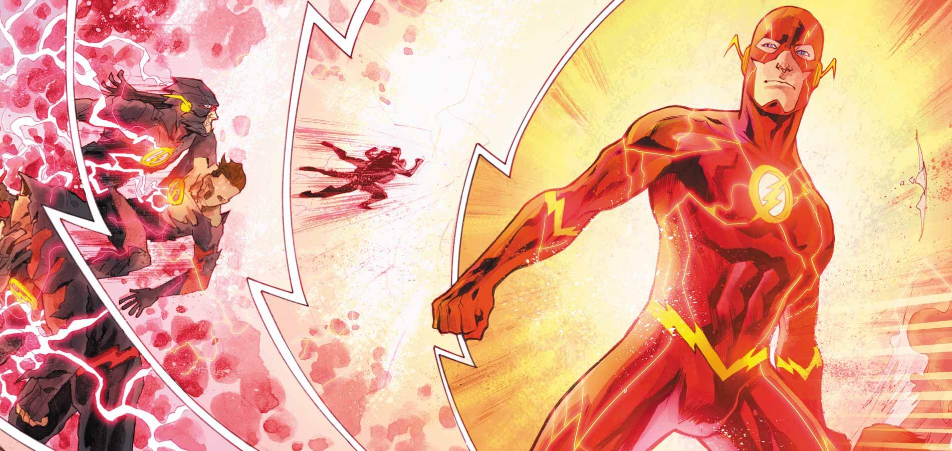 DC FanDome: The Flash - Panel con Ezra Miller, 13:40 horas