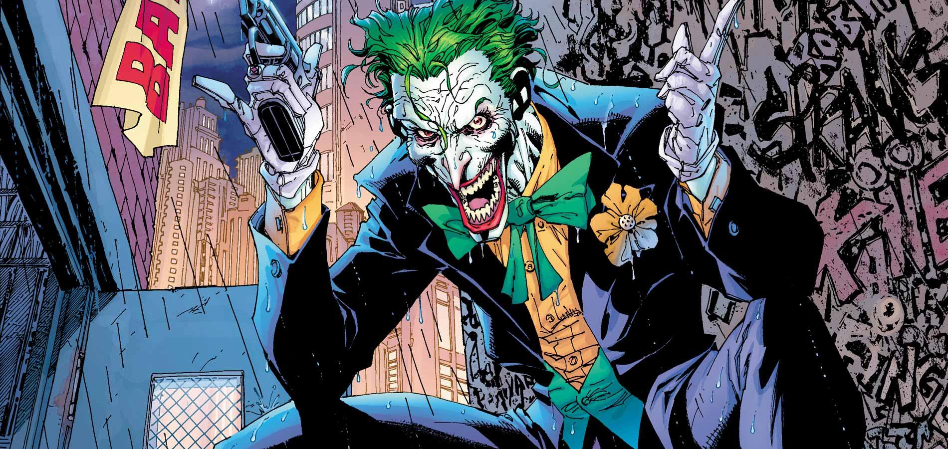 DC FanDome: The Joker, 15:30 horas