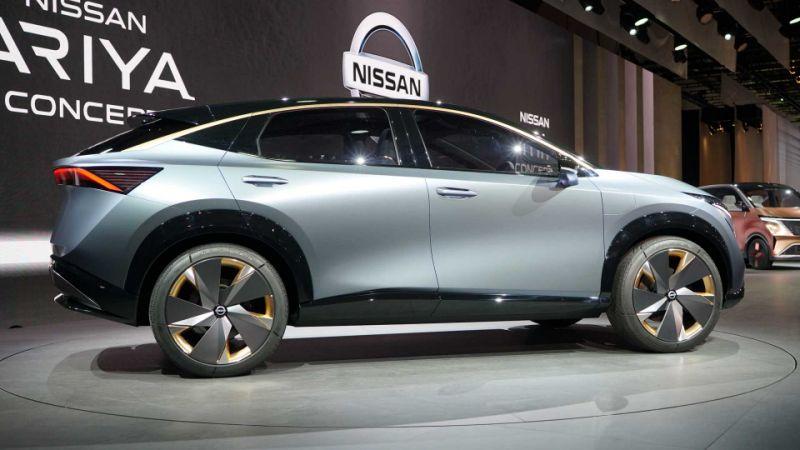 Nissan Ariya en la CES 2020