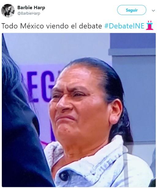 segundo debate meme