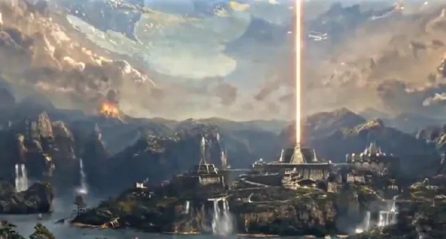 Templo Godzilla vs Kong