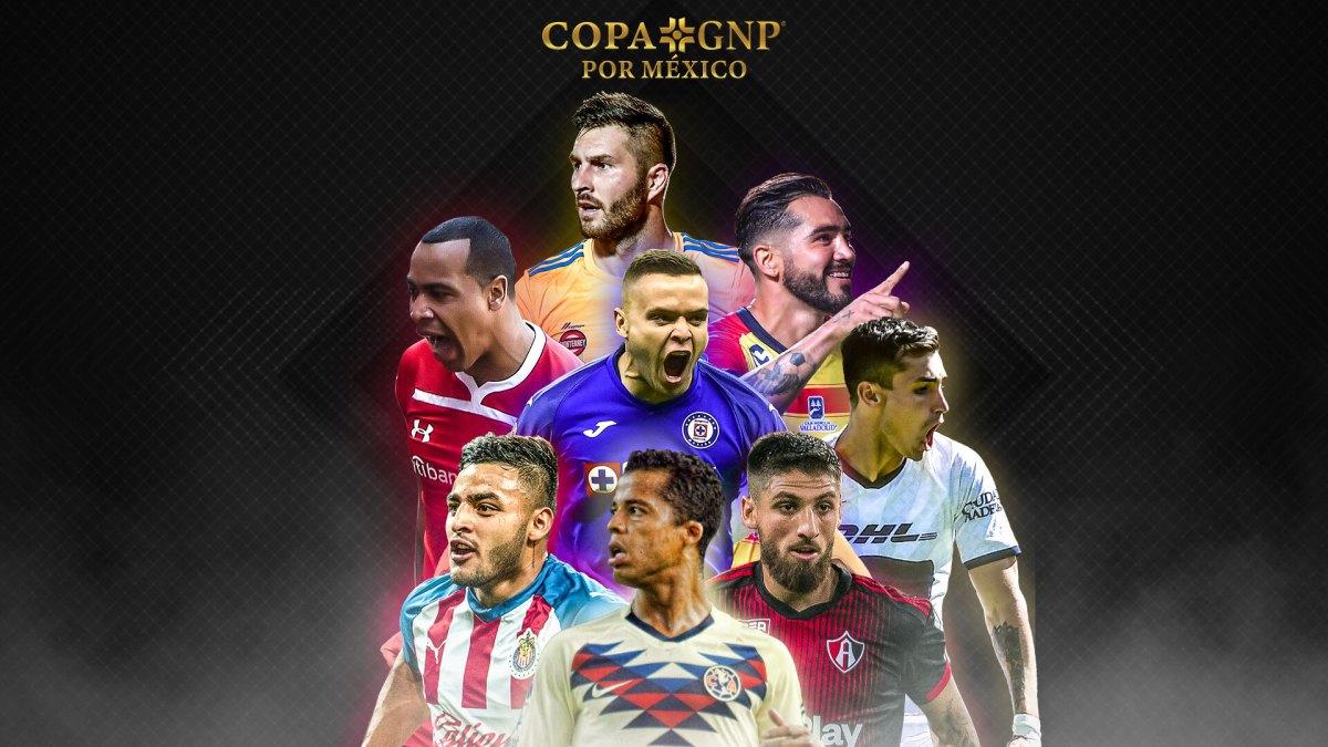 Copa GNP por México: Todo lo que debes saber del regreso del futbol mexicano
