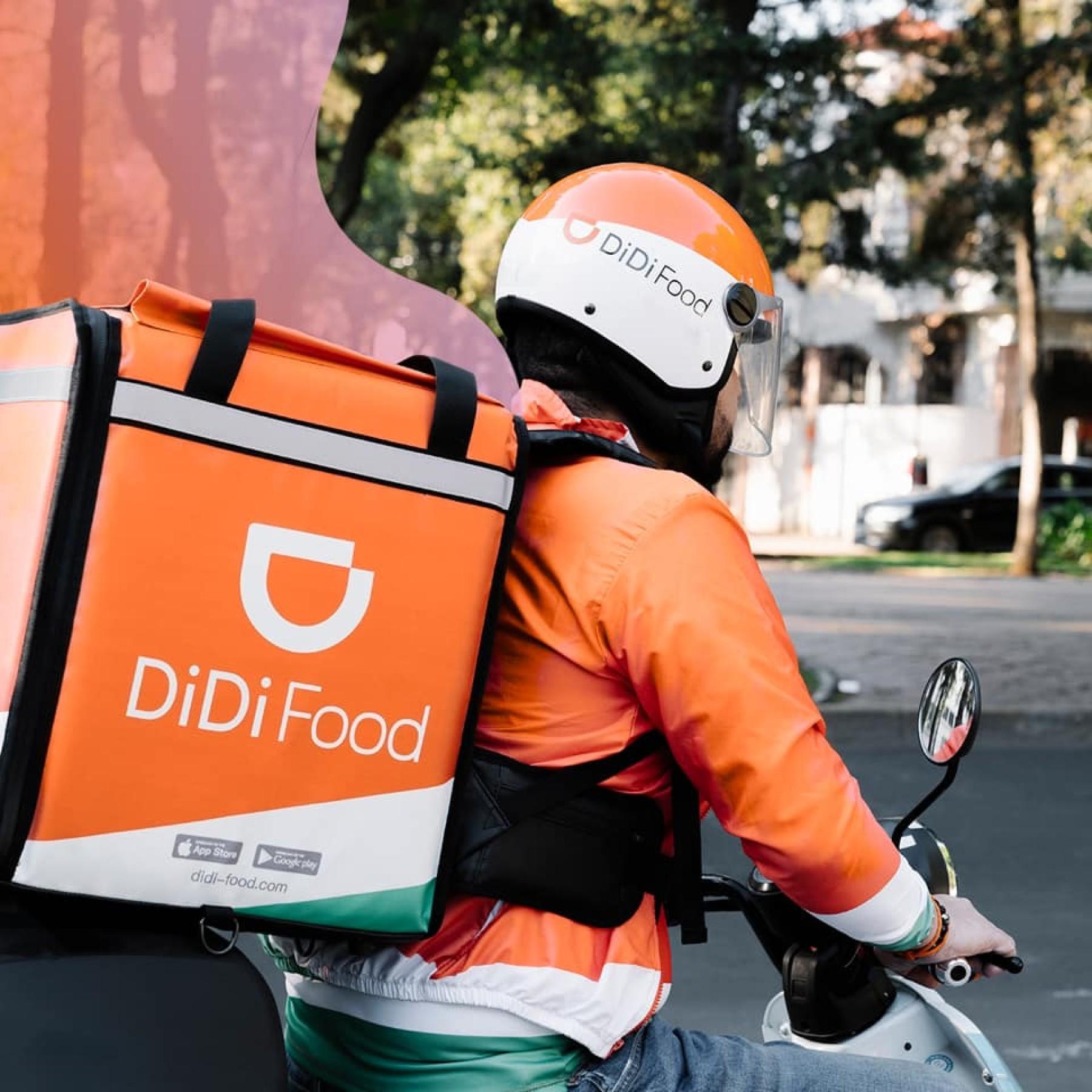 DiDi Food México