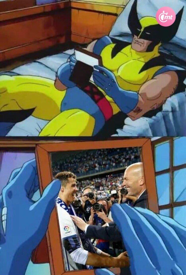 Memes de la goleada del Barcelona al Real Madrid