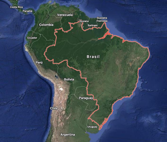 Brasil suspendió la etapa de pruebas de campo sobre los estudios complementarios de coexistencia en la banda de 3.5 GHz para 5G.