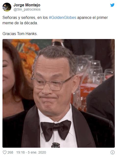 Memes de los Golden Globes 2020