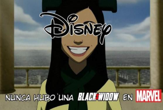 Memes Scarlett Johansson demanda a Disney