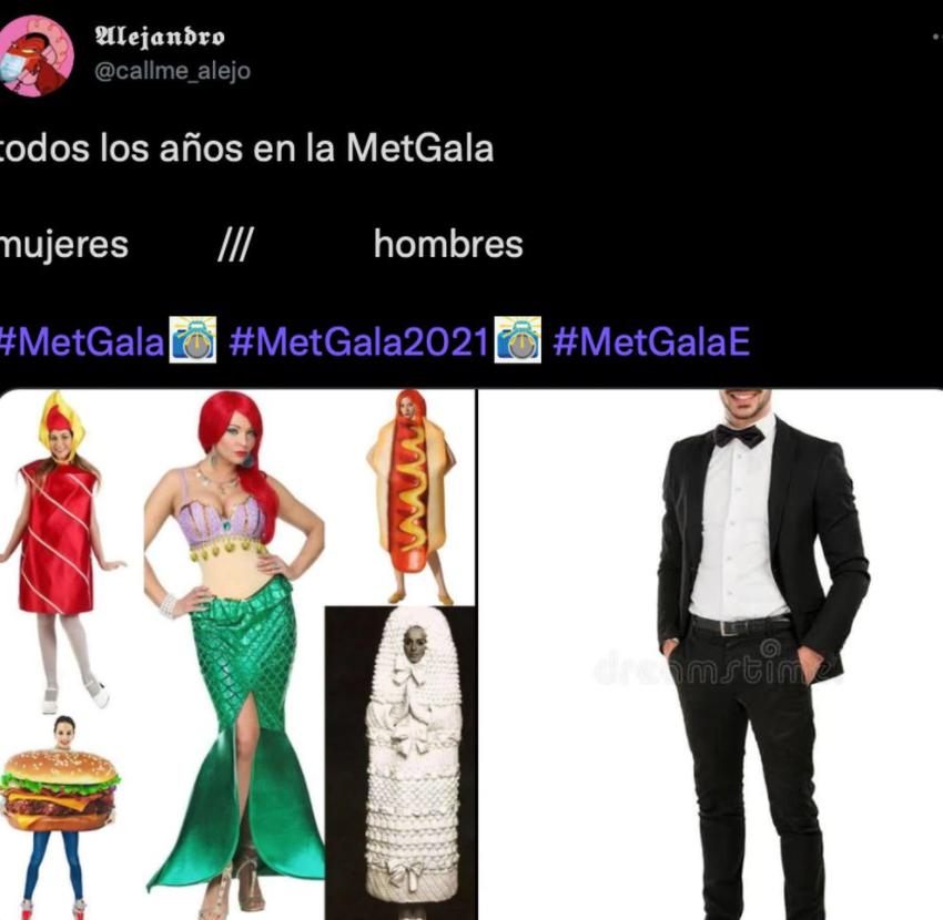 Memes de la MET Gala