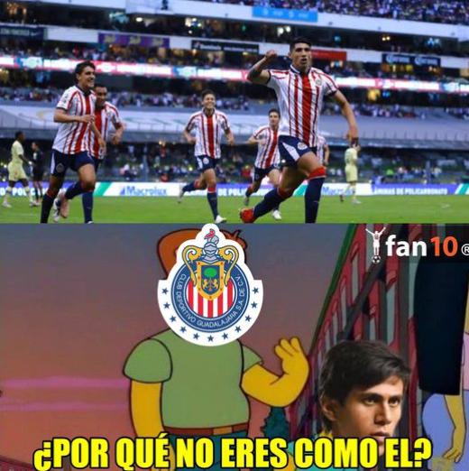 Memes de la Liga MX, Jornada 11