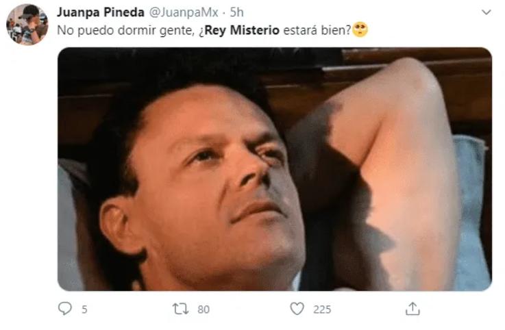 Memes del ojo de Rey Mysterio