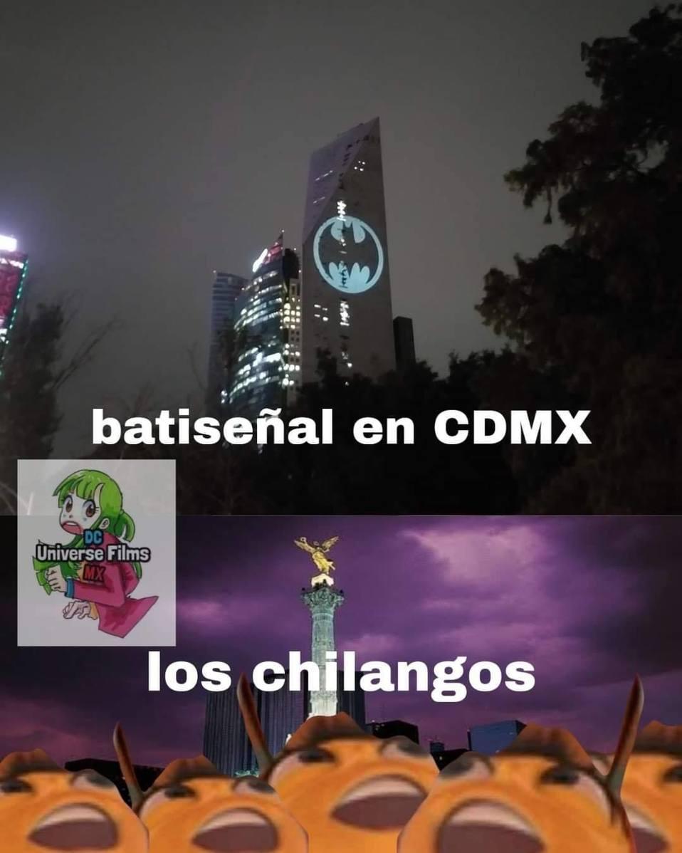 Batiseñal en CDMX