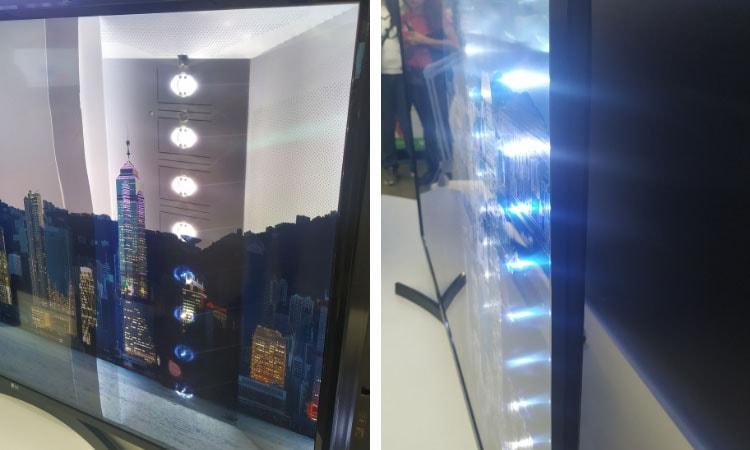 LG nos explica la diferencia entre sus pantallas LED y OLED