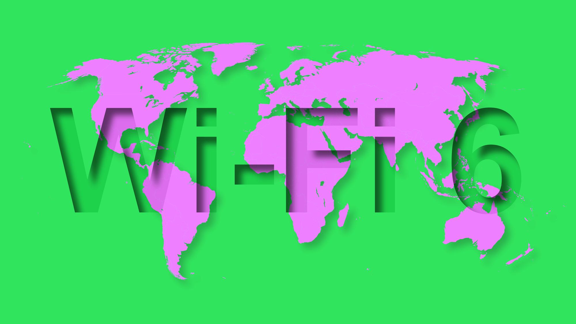 Internet de las Cosas y Wifi 6