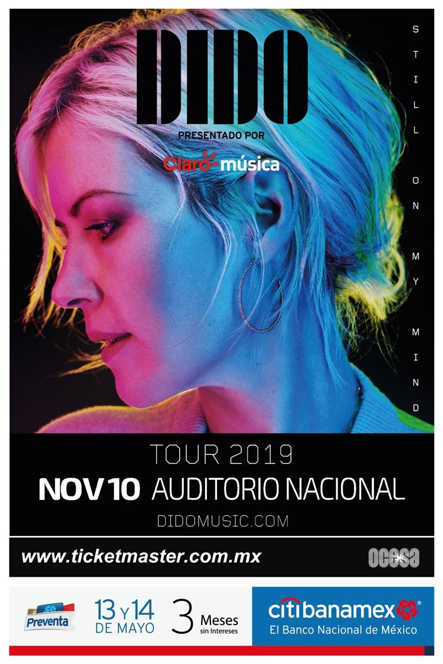 Dido México 2019
