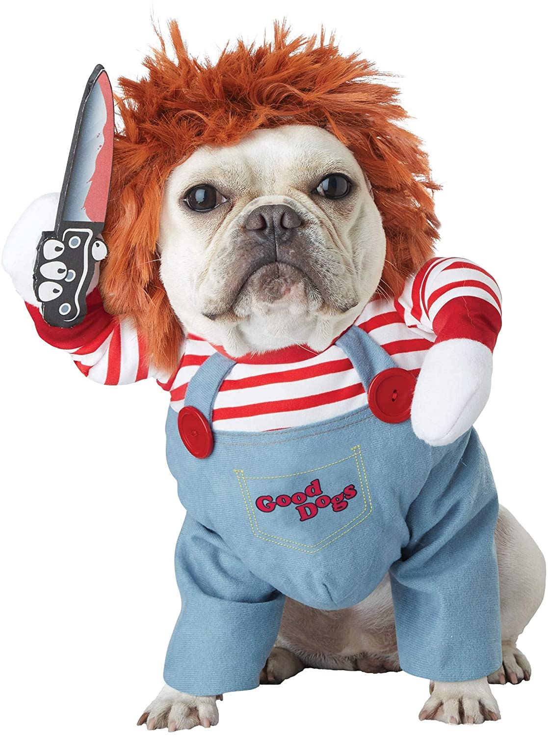 Chucky costume for dogs