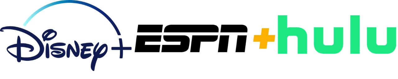 Disney+, ESPN+, Hulu
