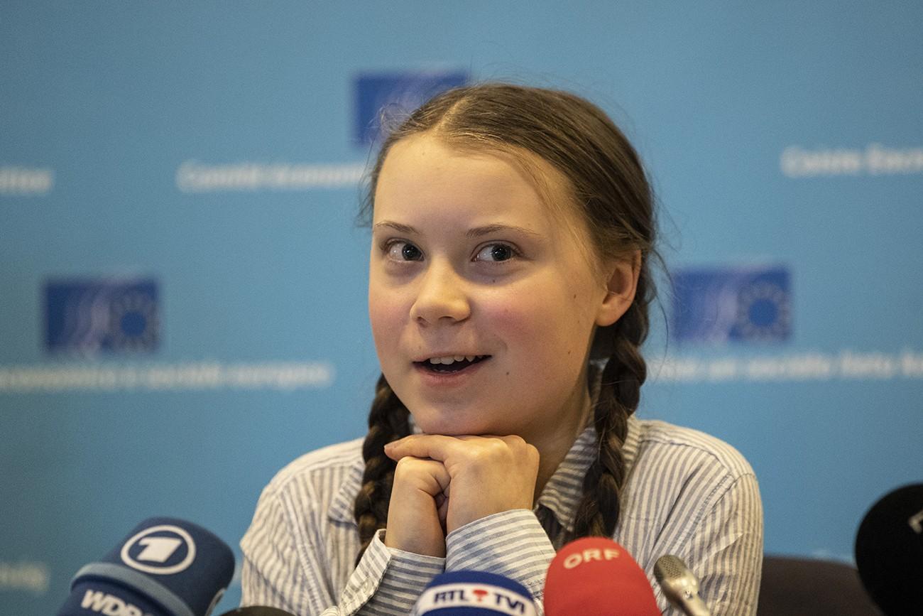 Greta: el futuro es hoy