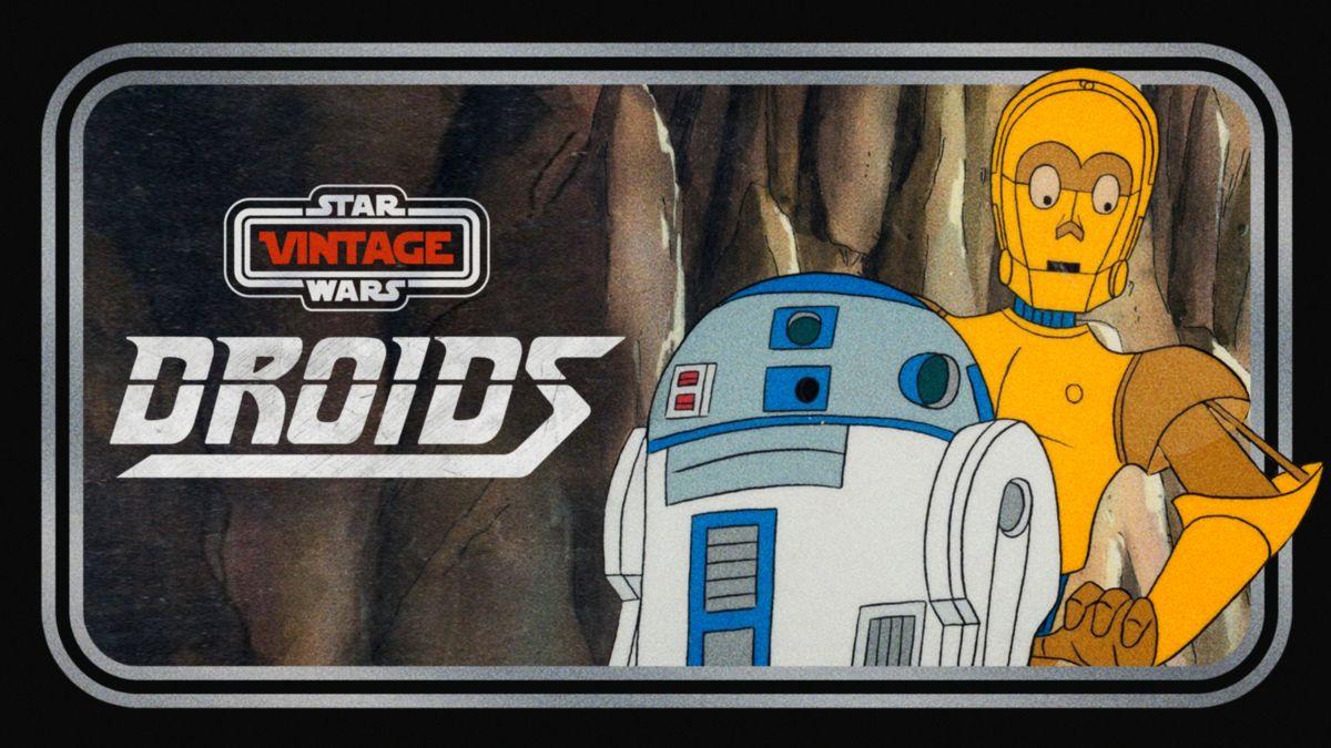 Star Wars Vintage: Droids, Temporadas 1 y 2